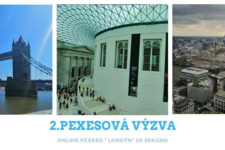 2 pexeso výzva , Londýn, online pexeso