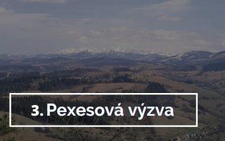 3 pexeso výzva , turistika na Slovensku , online pexeso