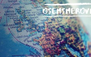 online Osemsmerovka státy sveta travelfansk mapa sveta