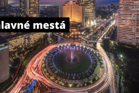 Kvíz hlavné mestá sveta: Zdoláš ho na 100% ? jakarta kvíz hlavné mesta travelfan.sk