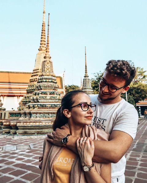 mladá dvojica v exotike rozhovor s  Why We Travel